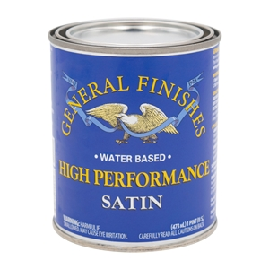 General Finishes High Performance Polyurethane
