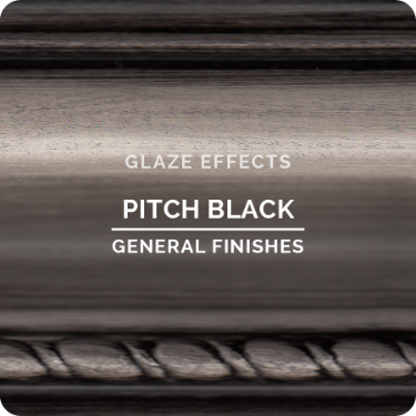General Finishes Glaze Effect Pitch Black