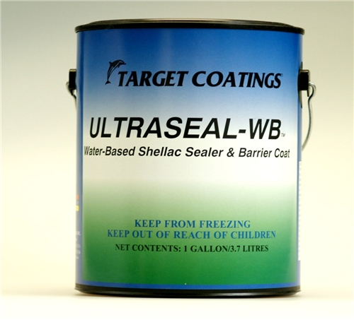 Target Coatings UltraSeal-WB Shellac