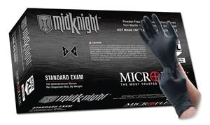 MicroFlex MidKnight Gloves